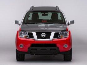 Ver foto 6 de Nissan Frontier Diesel Runner Concept 2014