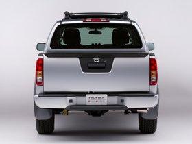 Ver foto 2 de Nissan Frontier Diesel Runner Concept 2014