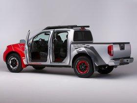 Ver foto 8 de Nissan Frontier Diesel Runner Concept 2014