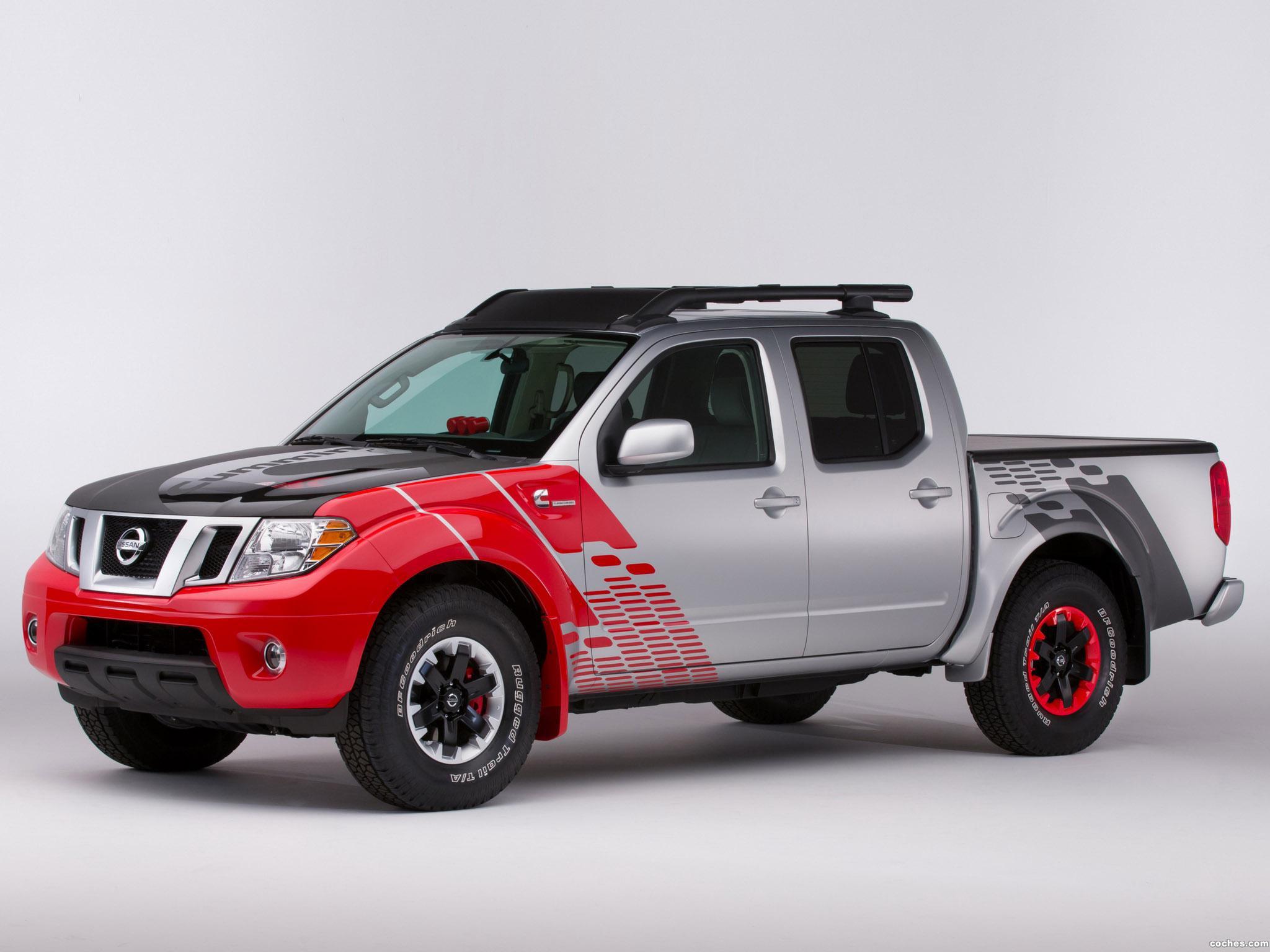 Foto 2 de Nissan Frontier Diesel Runner Concept 2014