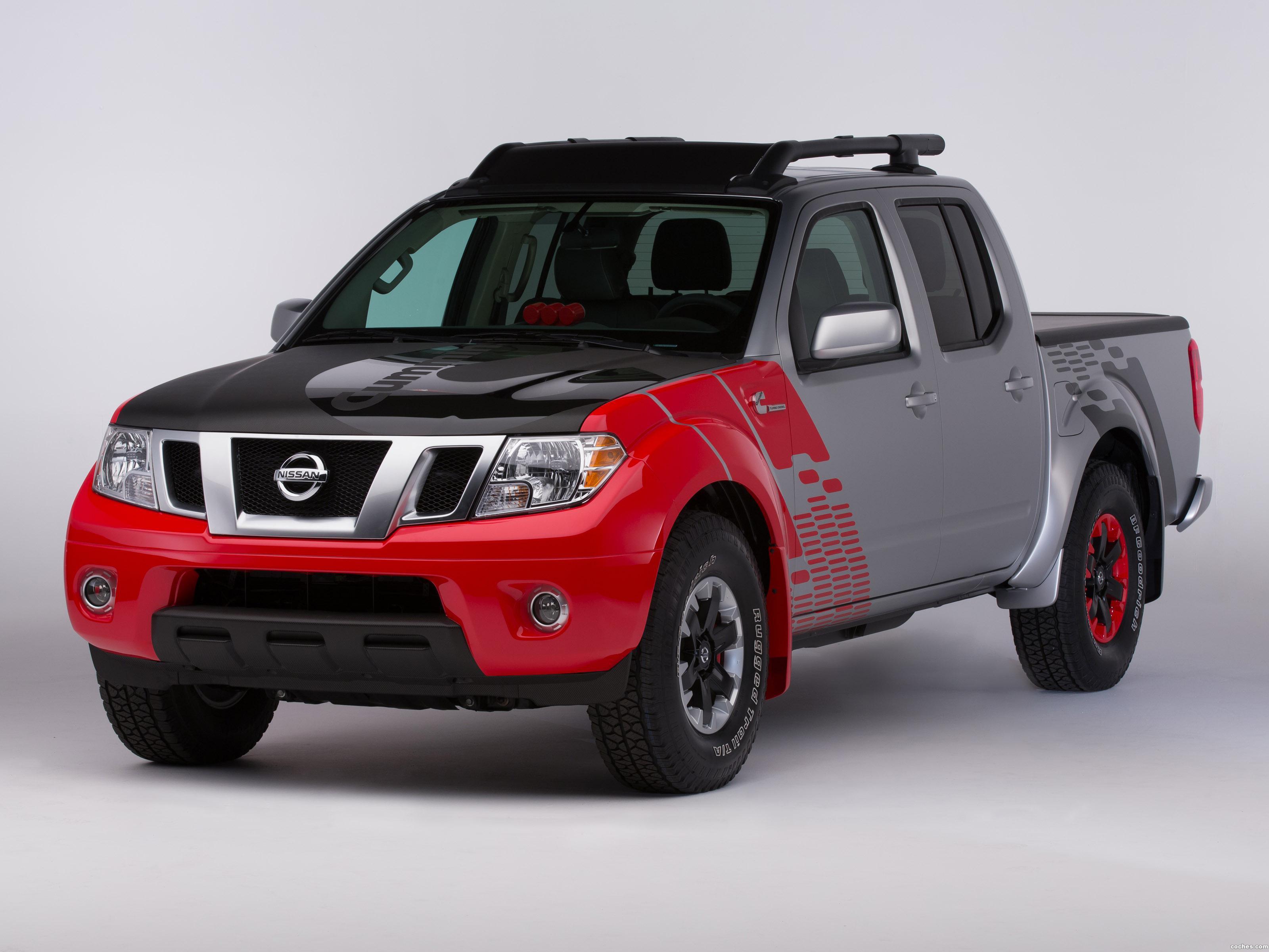 Foto 0 de Nissan Frontier Diesel Runner Concept 2014