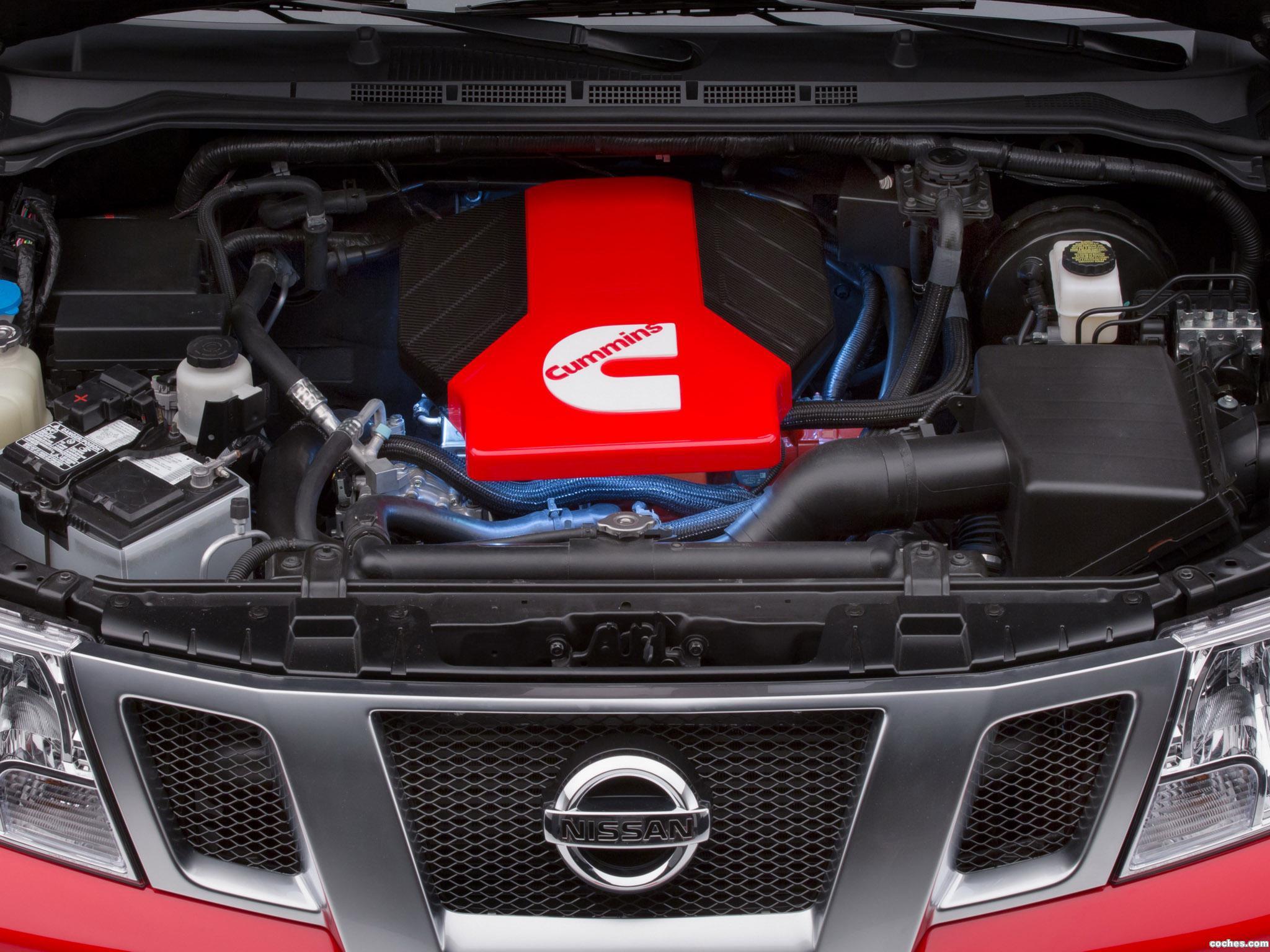 Foto 9 de Nissan Frontier Diesel Runner Concept 2014