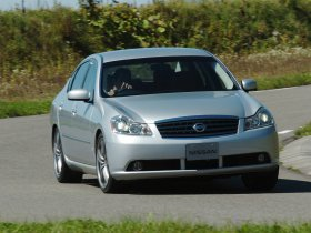 Ver foto 14 de Nissan Fuga 2004