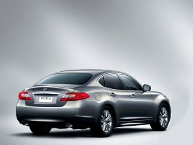 Ver foto 14 de Nissan Fuga 2010