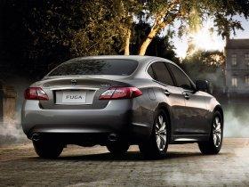 Ver foto 5 de Nissan Fuga 2010