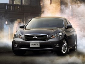 Ver foto 2 de Nissan Fuga 2010