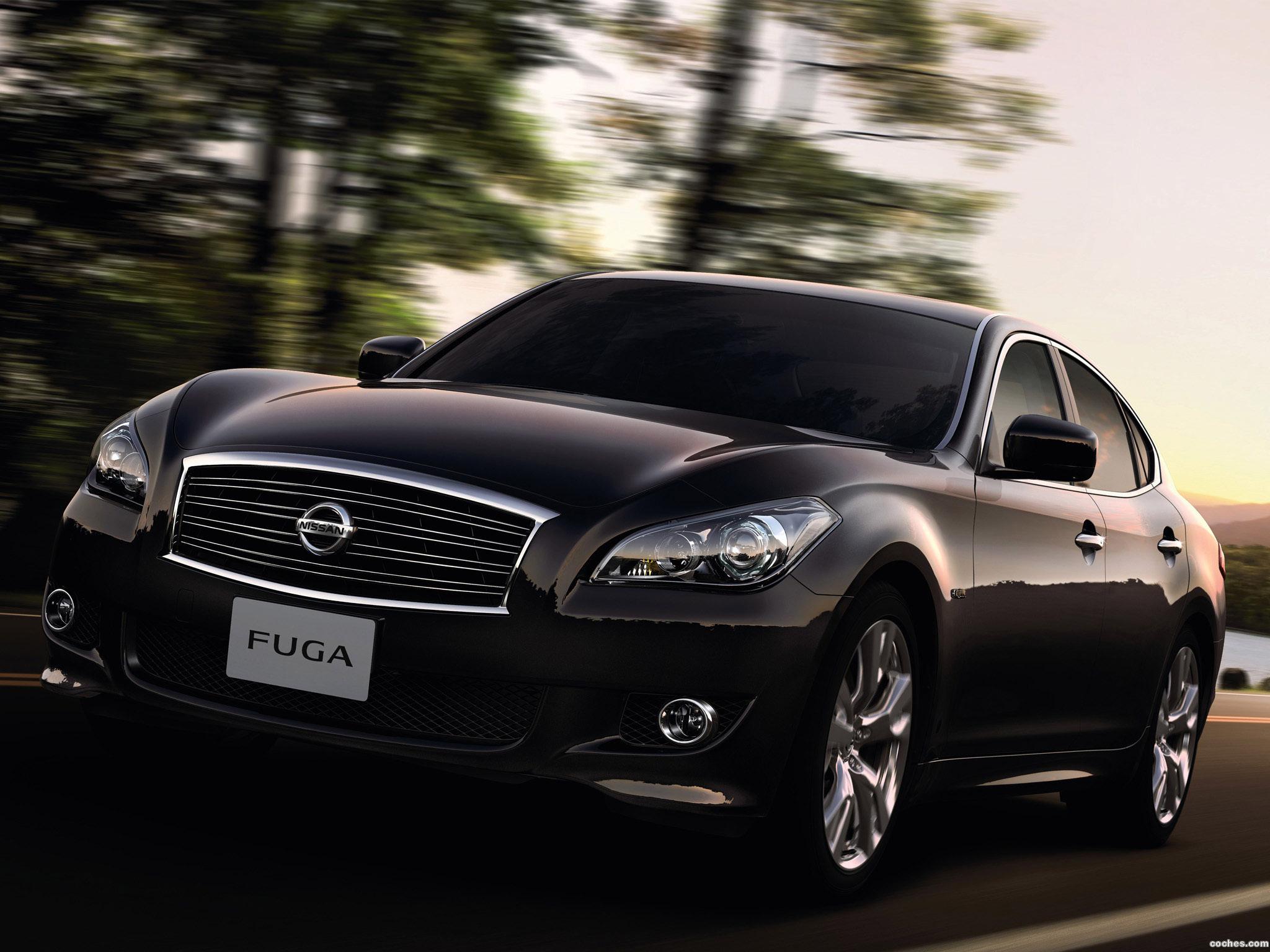 Foto 0 de Nissan Fuga 2010