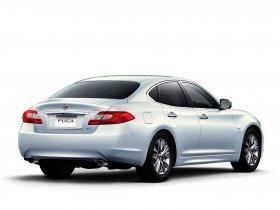 Fotos de Nissan Fuga Hybrid 2010