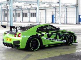 Ver foto 5 de Nissan GT-R 1200R Hulk Tuning SVM 2010