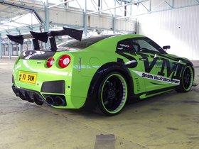 Ver foto 4 de Nissan GT-R 1200R Hulk Tuning SVM 2010