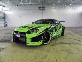 Ver foto 3 de Nissan GT-R 1200R Hulk Tuning SVM 2010