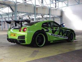Ver foto 2 de Nissan GT-R 1200R Hulk Tuning SVM 2010
