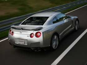 Ver foto 47 de Nissan GT-R 2008