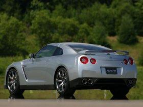 Ver foto 45 de Nissan GT-R 2008