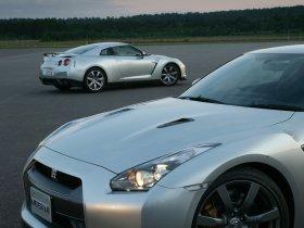 Ver foto 37 de Nissan GT-R 2008