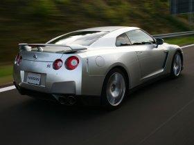 Ver foto 35 de Nissan GT-R 2008