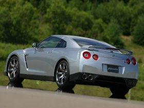 Ver foto 31 de Nissan GT-R 2008