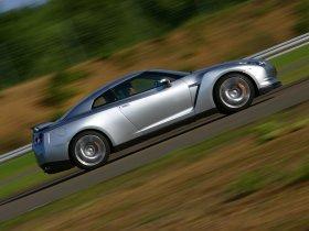 Ver foto 27 de Nissan GT-R 2008