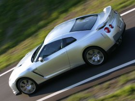 Ver foto 25 de Nissan GT-R 2008
