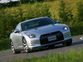 Ver foto 20 de Nissan GT-R 2008
