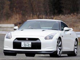 Ver foto 18 de Nissan GT-R 2008