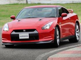 Ver foto 16 de Nissan GT-R 2008