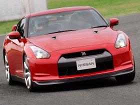 Ver foto 15 de Nissan GT-R 2008