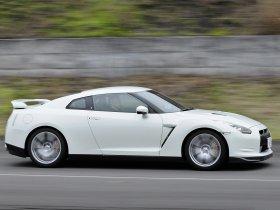 Ver foto 14 de Nissan GT-R 2008