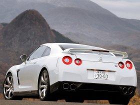 Ver foto 11 de Nissan GT-R 2008