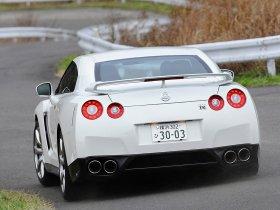 Ver foto 6 de Nissan GT-R 2008
