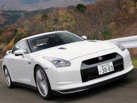 Ver foto 4 de Nissan GT-R 2008