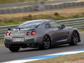 Ver foto 3 de Nissan GT-R 2008