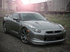 Ver foto 1 de Nissan GT-R 2008
