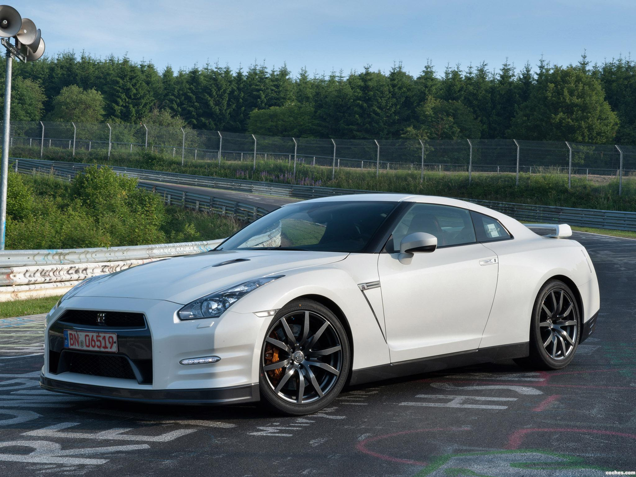 Foto 0 de Nissan GT-R 2010
