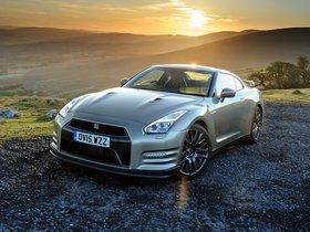 Ver foto 6 de Nissan GT-R 45th Anniversary R35 UK 2015