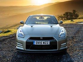 Ver foto 5 de Nissan GT-R 45th Anniversary R35 UK 2015