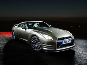Ver foto 3 de Nissan GT-R 45th Anniversary R35 UK 2015
