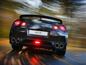 Ver foto 20 de Nissan GT-R Black Edition 2008