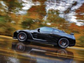 Ver foto 19 de Nissan GT-R Black Edition 2008