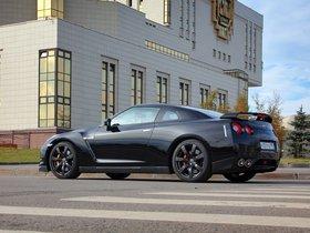 Ver foto 16 de Nissan GT-R Black Edition 2008