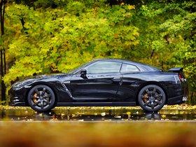 Ver foto 13 de Nissan GT-R Black Edition 2008