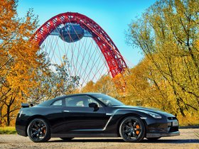 Ver foto 11 de Nissan GT-R Black Edition 2008