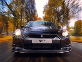 Ver foto 10 de Nissan GT-R Black Edition 2008