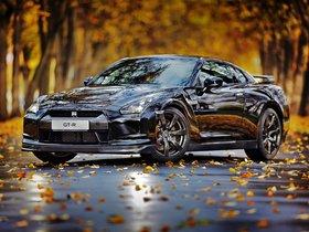 Ver foto 9 de Nissan GT-R Black Edition 2008