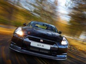 Ver foto 4 de Nissan GT-R Black Edition 2008