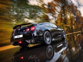 Ver foto 2 de Nissan GT-R Black Edition 2008