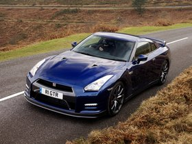 Ver foto 11 de Nissan GT-R Black Edition UK 2010