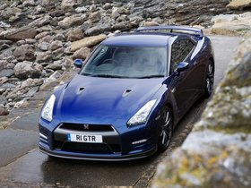 Ver foto 9 de Nissan GT-R Black Edition UK 2010