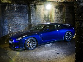 Ver foto 6 de Nissan GT-R Black Edition UK 2010