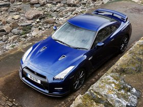 Ver foto 5 de Nissan GT-R Black Edition UK 2010